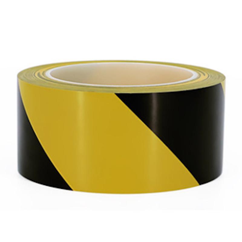 黑黄警示胶带