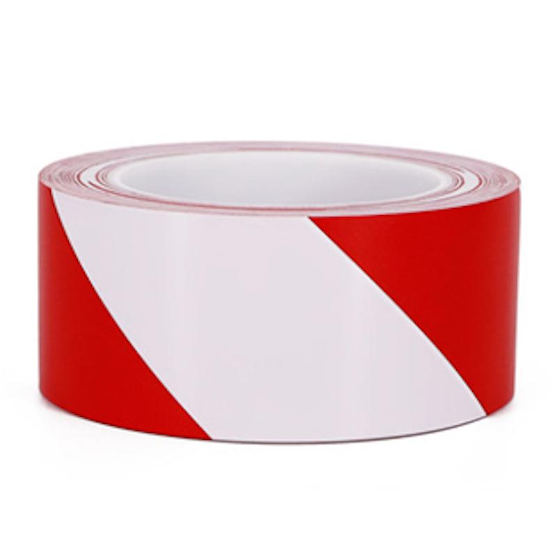 白红警示胶带