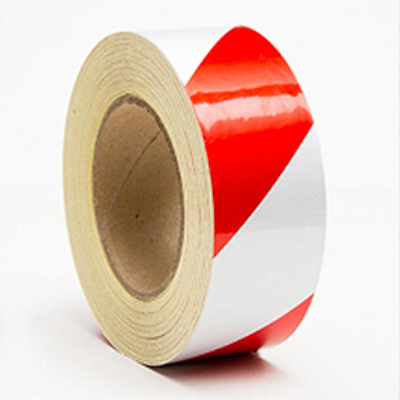白红反光警示胶带