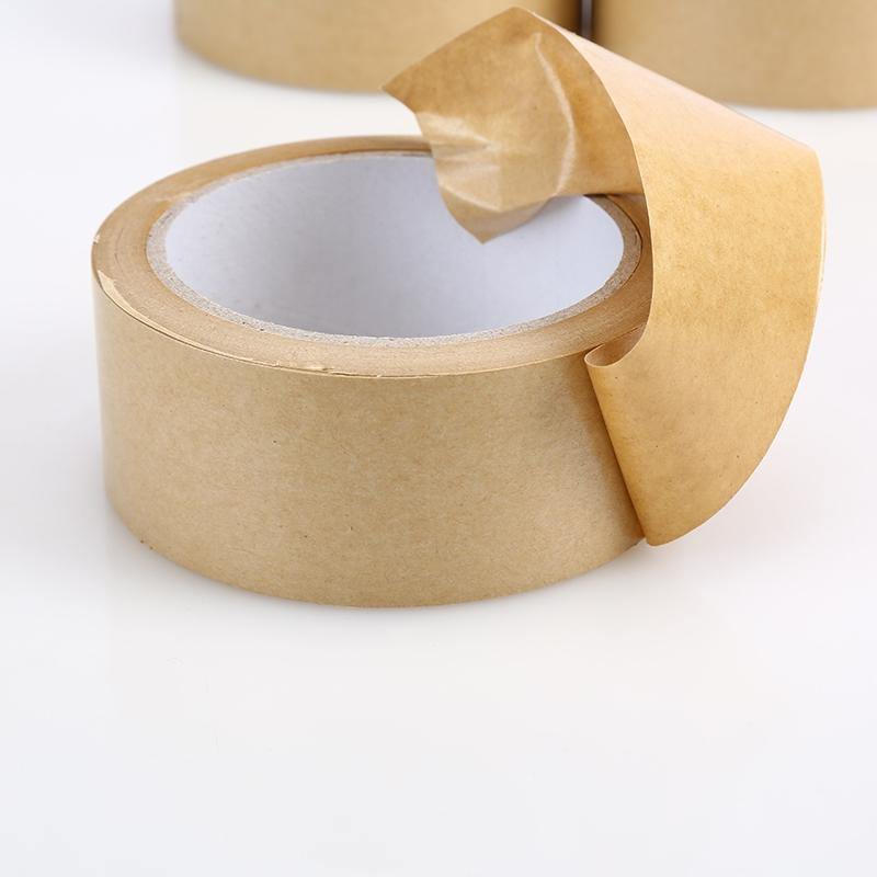 警示胶带与您分享什么是牛皮纸胶带